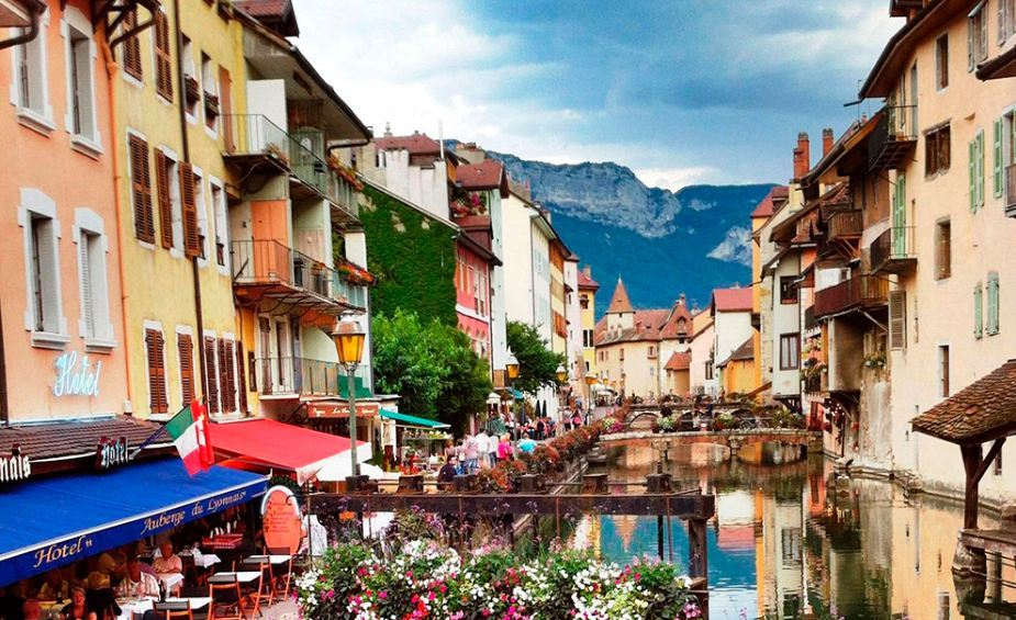 Annecy most beautiful villages of France