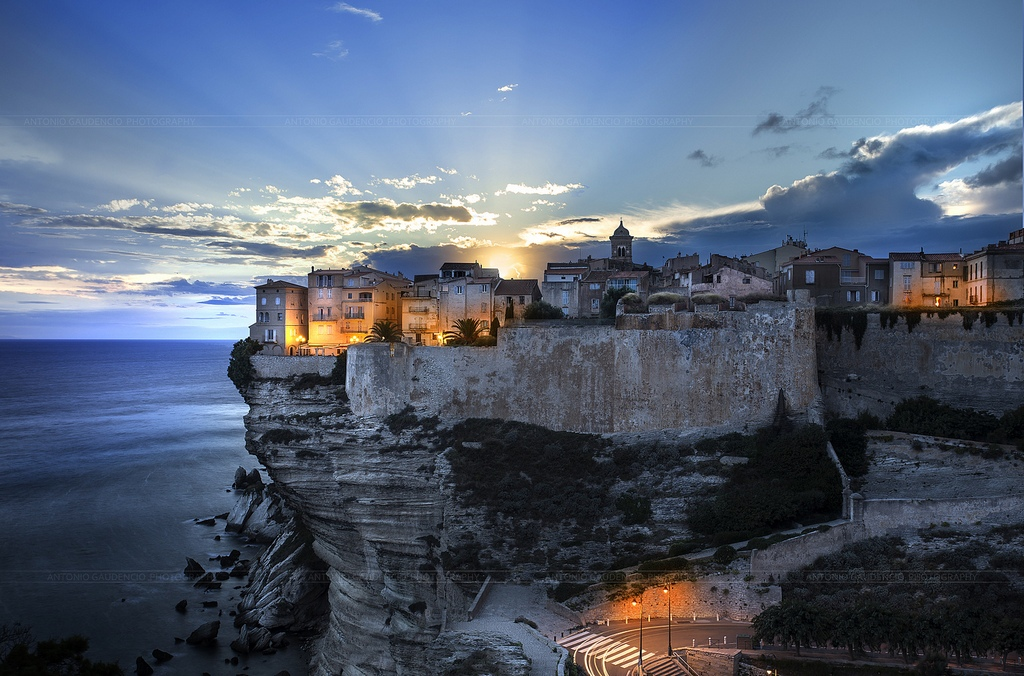 Bonifacio most beautiful villages of France