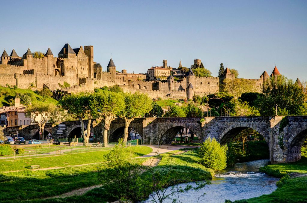 Carcassone most beautiful villages of France2