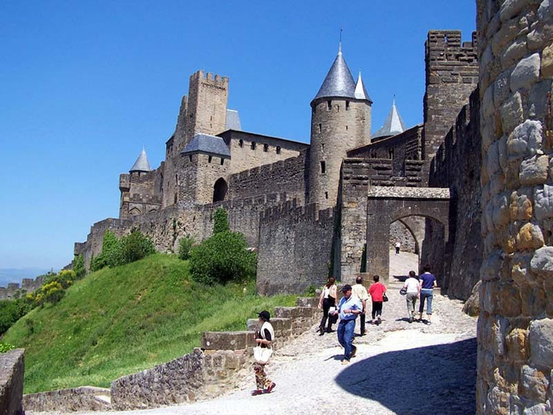 Carcassone most beautiful villages of France4
