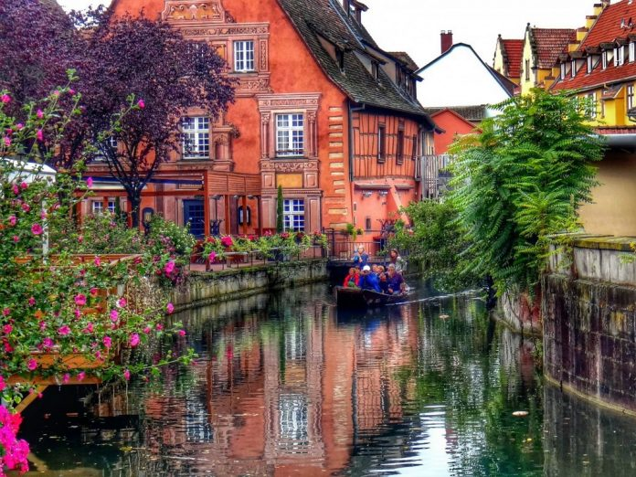 Colmar most beautiful villages of France