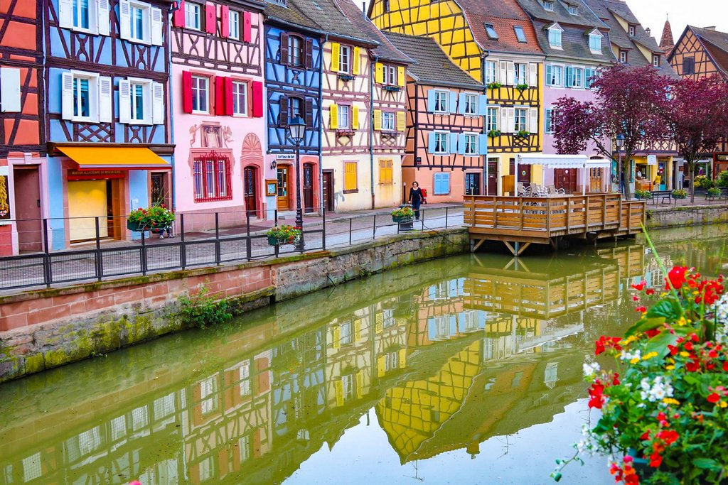 Colmar most beautiful villages of France3