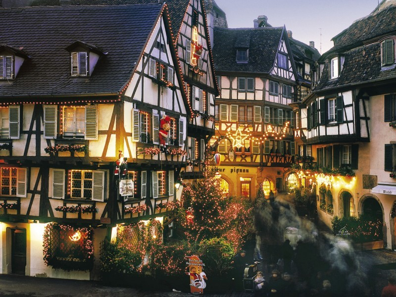 Colmar most beautiful villages of France4