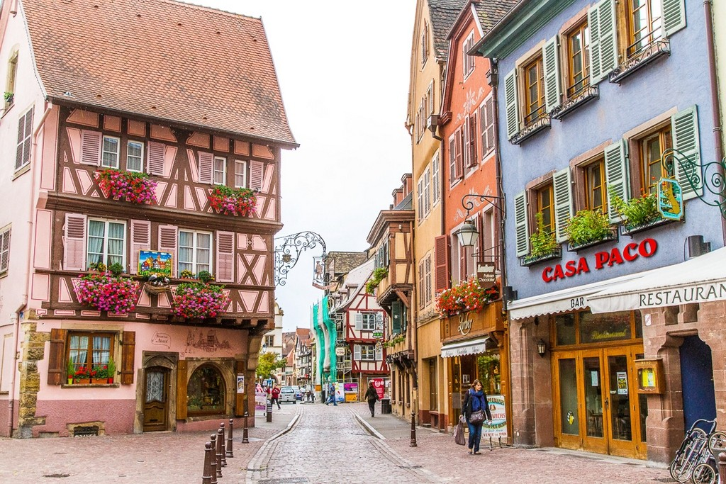Colmar most beautiful villages of France5