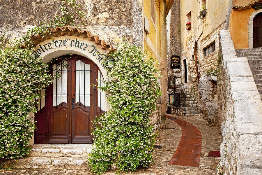Eze most beautiful villages of France2