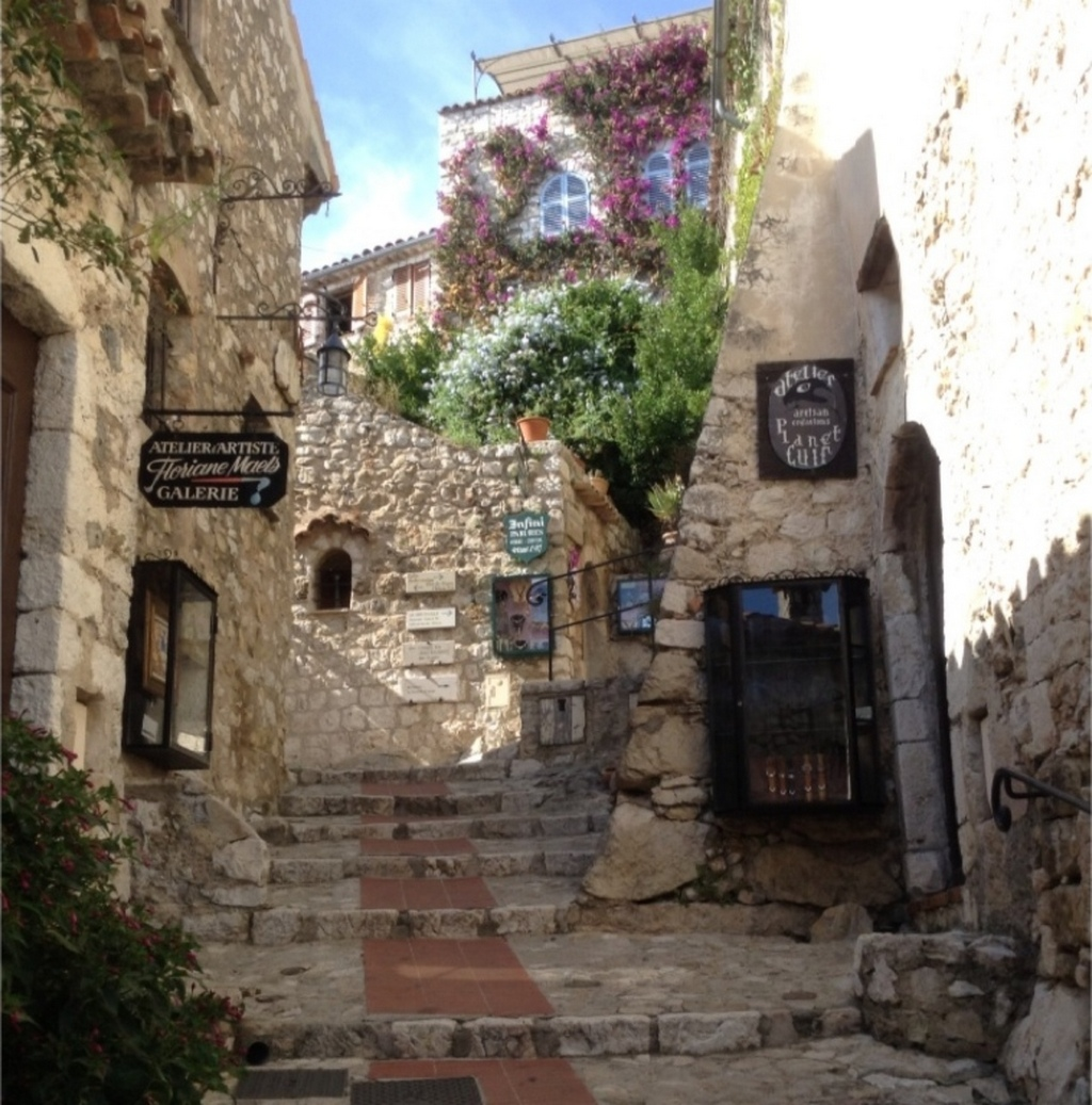 Eze most beautiful villages of France3