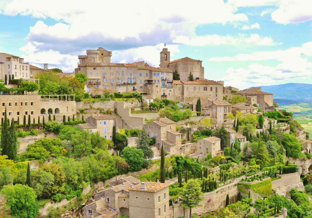 Gordes most beautiful villages of France