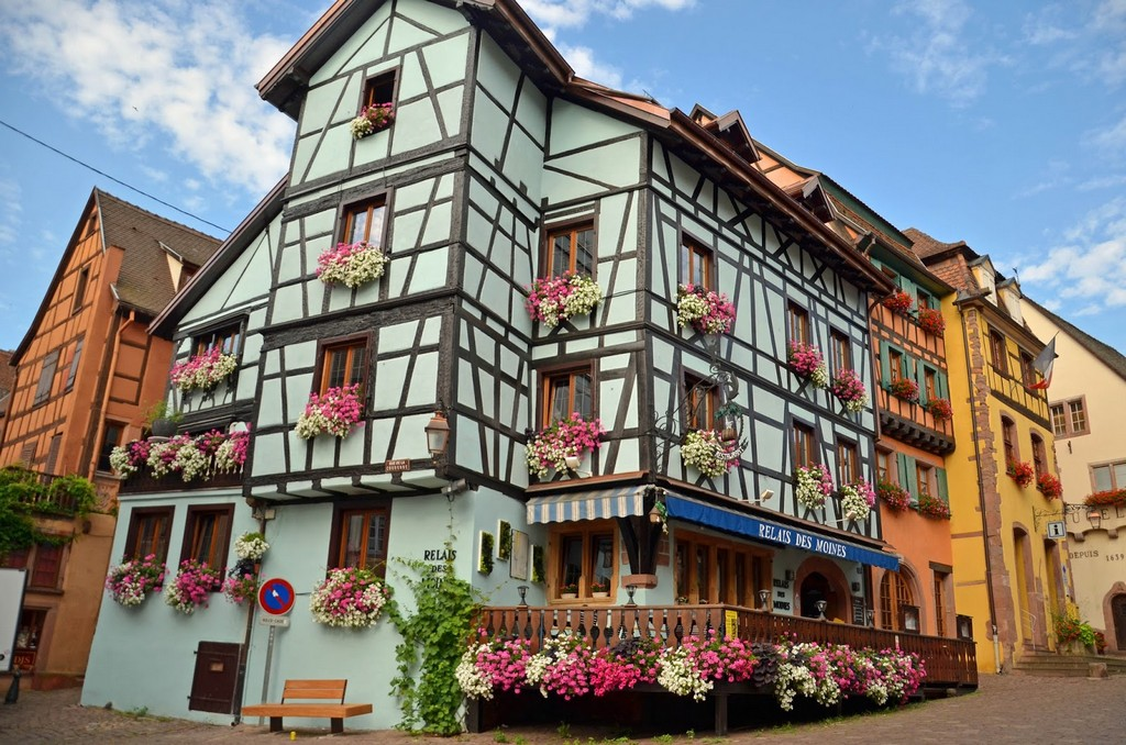Riquewihr most beautiful villages of France