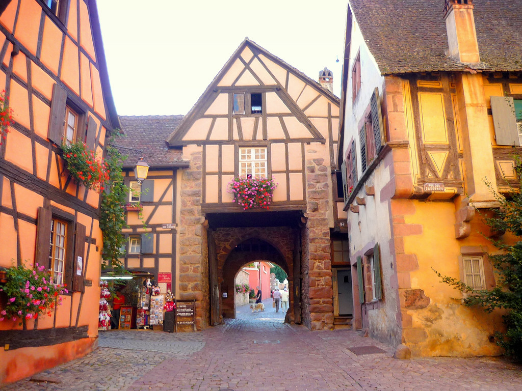 Riquewihr most beautiful villages of France3