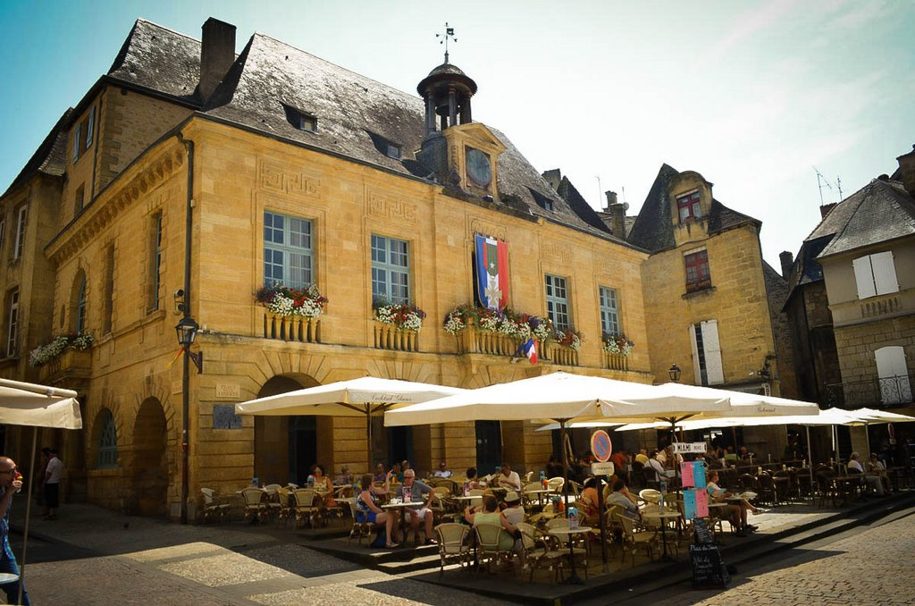 Sarlat la Caneda most beautiful villages of France3