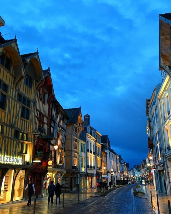Troyes most beautiful villages of France
