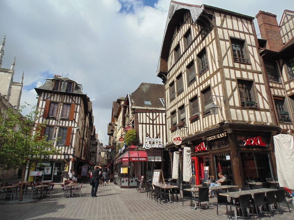 Troyes most beautiful villages of France4