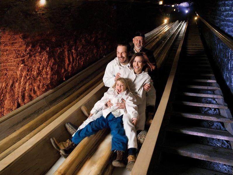 Hallstatt salt mines (1)