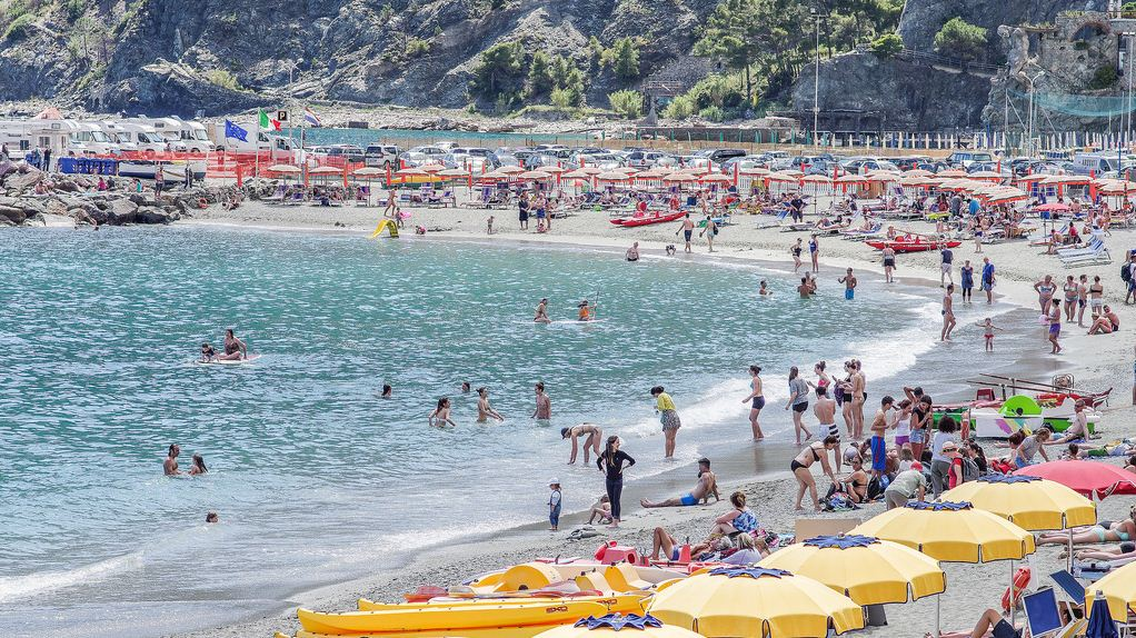beaches Cinque Terre travel guide One day in Cinque Terre 4