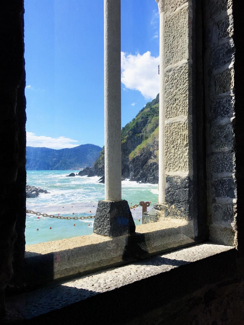 church-vernazza Cinque Terre travel guide One day in Cinque Terre
