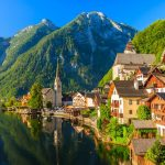 Hallstatt travel blog — Visiting a sleepy village on the smoky Alps