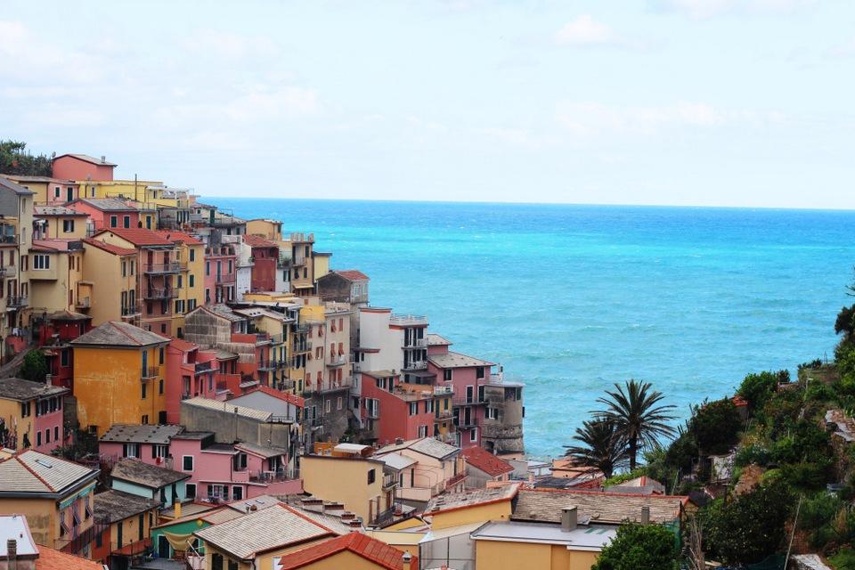 manarola-2 Cinque Terre travel guide One day in Cinque Terre