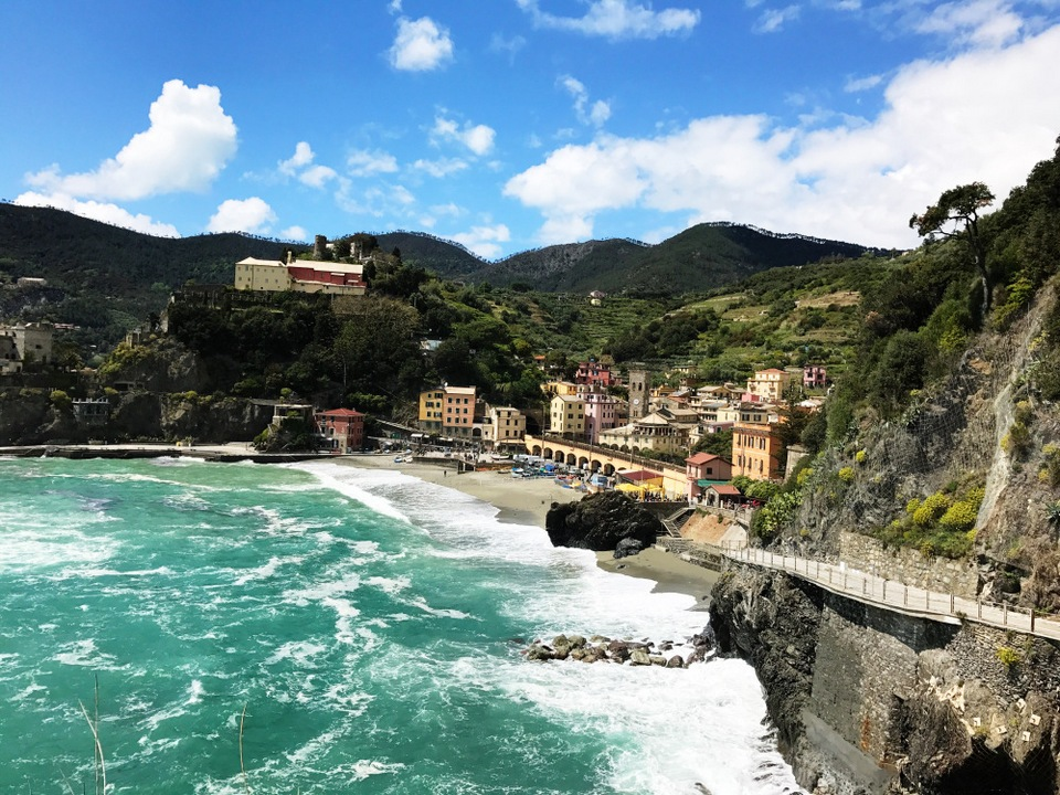 monterosso-al-mare Cinque Terre travel guide One day in Cinque Terre