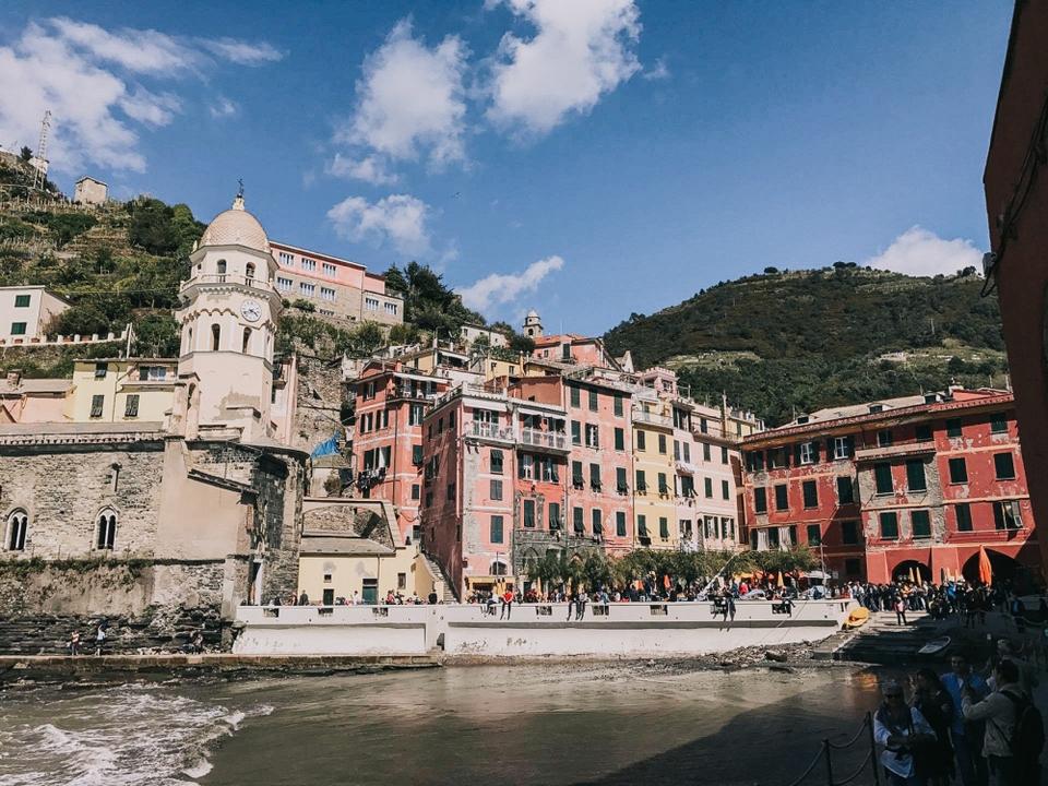 vernazza-cinque-terre-italy Cinque Terre travel guide One day in Cinque Terre