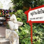 Visiting Hua Hin Artist Village — A beautiful small corner of the artists in Thailand