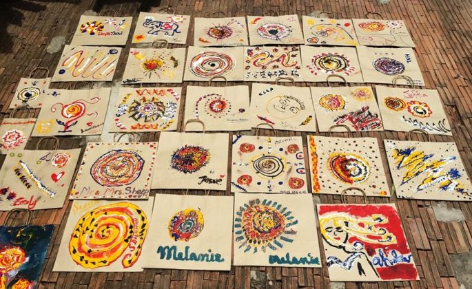 classes at hua hin art village baan sillapin artists village hua hin artist village 35