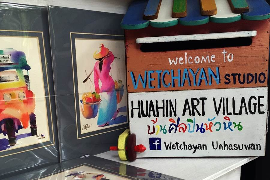 hua hin art village baan sillapin artists village hua hin artist village 3