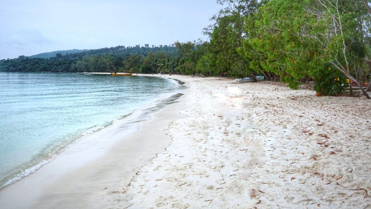 4k beach koh rong island cambodia 6 Koh Rong beach