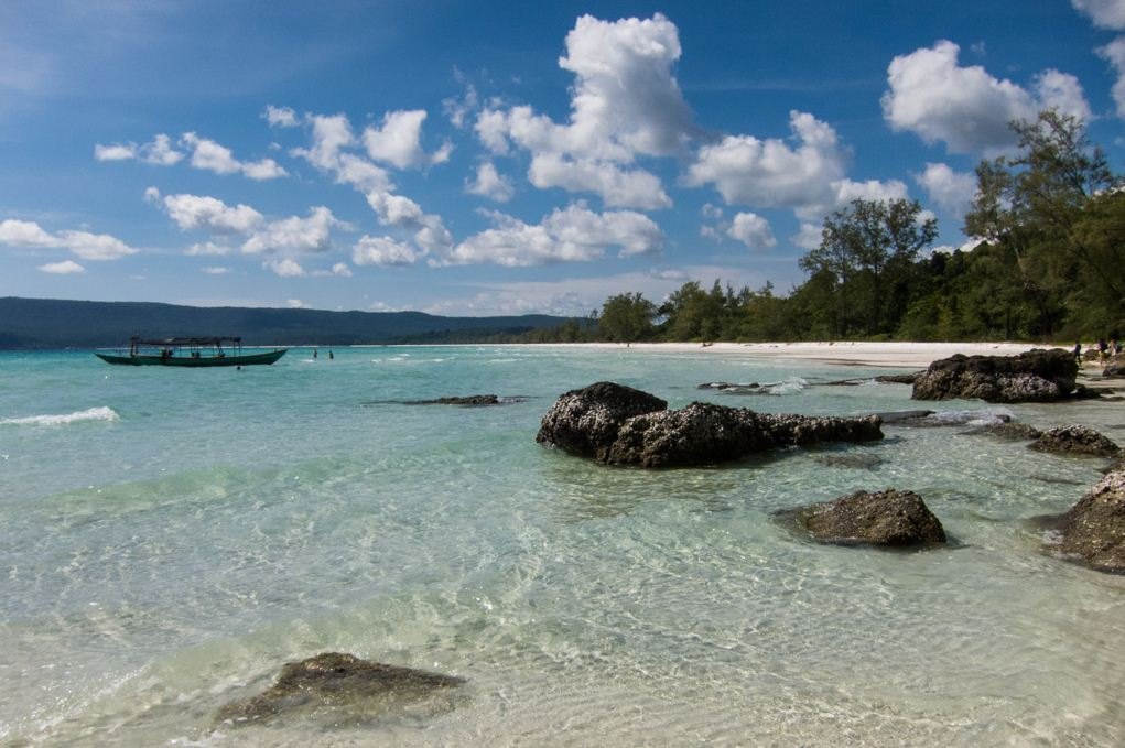 long set beach koh rong 2