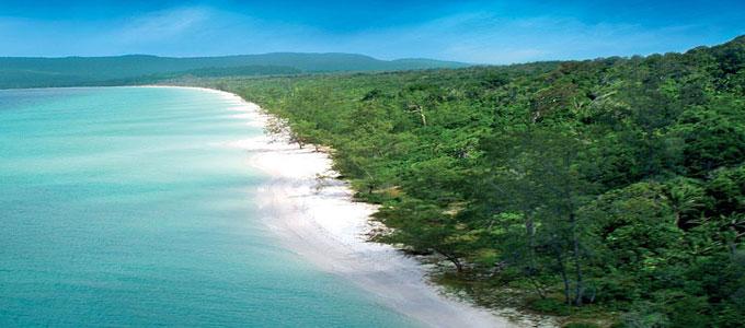 southwest beach koh rong island cambodia 2