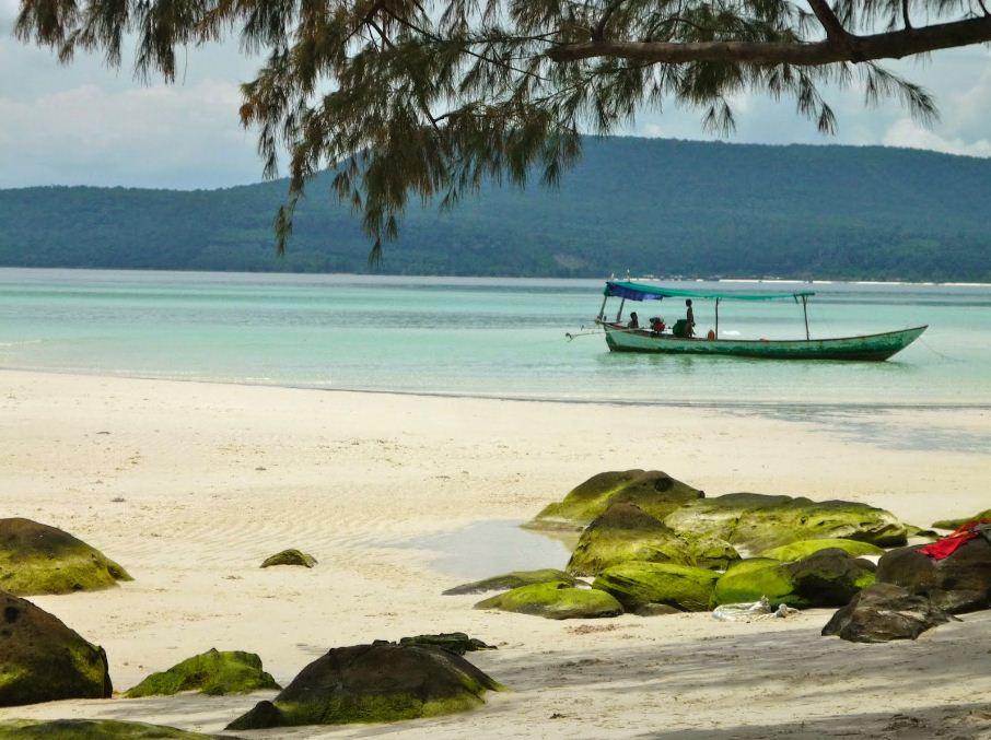 southwest beach koh rong island cambodia 3