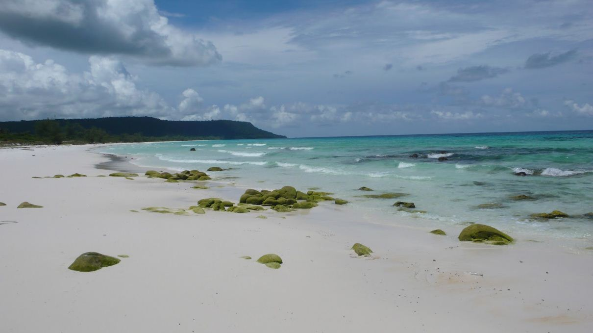 southwest beach koh rong island cambodia 5