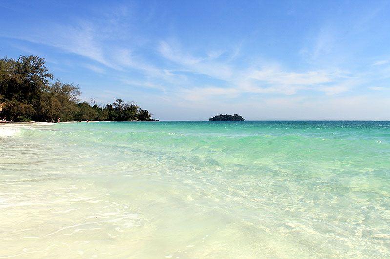southwest beach koh rong island cambodia 6