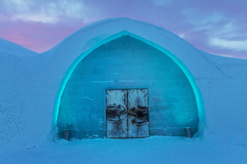 Explore Icehotel 365 The Most Stunning Ice Hotel In The