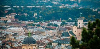 Lviv City, best places to visit in Ukraine