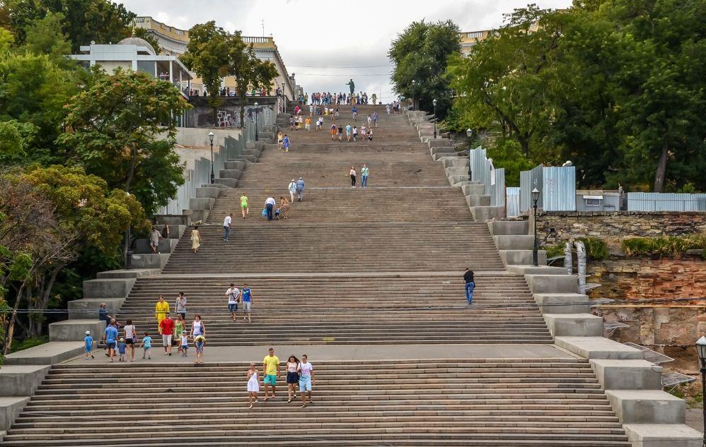 Potemkin Stairs