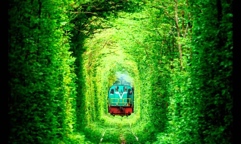 tunnel of love ukraine summer