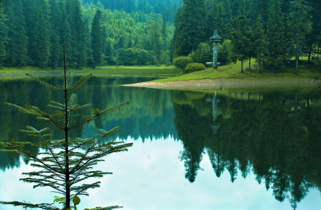 synevir lake