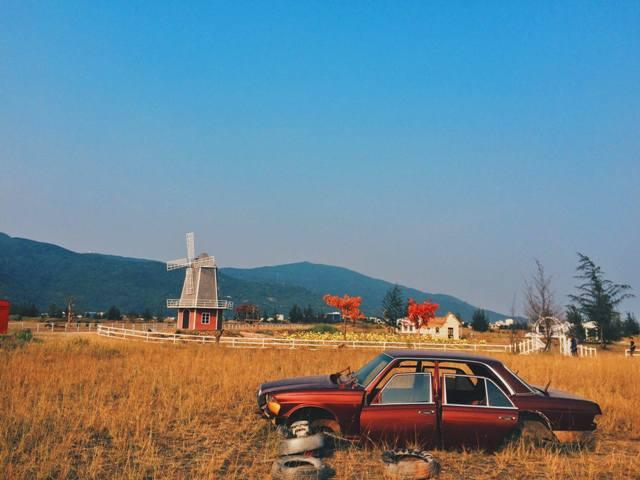 Thuan Phuoc Field European film studio (1)