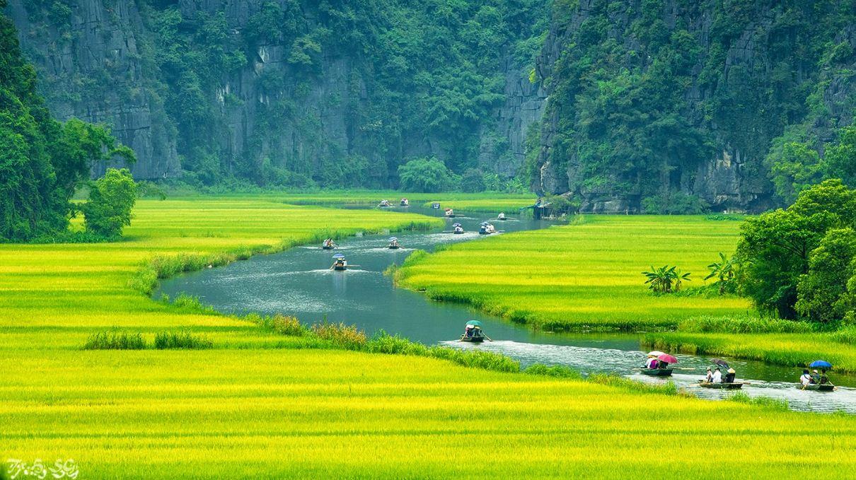 Tam Coc - Bich Dong, Ninh Binh