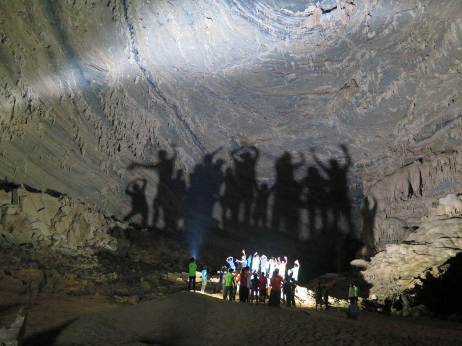 Tu Lan Caves System
