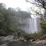 Exploring Hang En Waterfall — A silver strip of silk amid the jungle of Kon Chu Rang