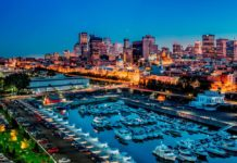 The Quays of the Old Port. Image of Montreal travel blog