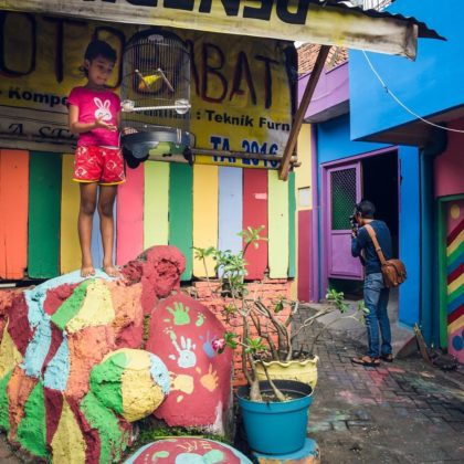Kampung Pelangi -Rainbow Village in Indonesia (3)