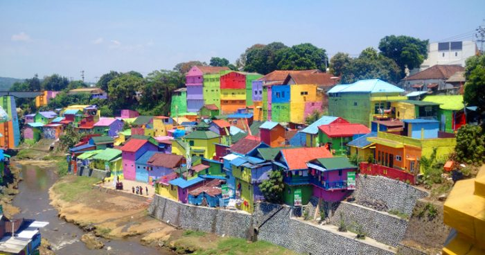 Kampung Pelangi -Rainbow Village in Indonesia (5)