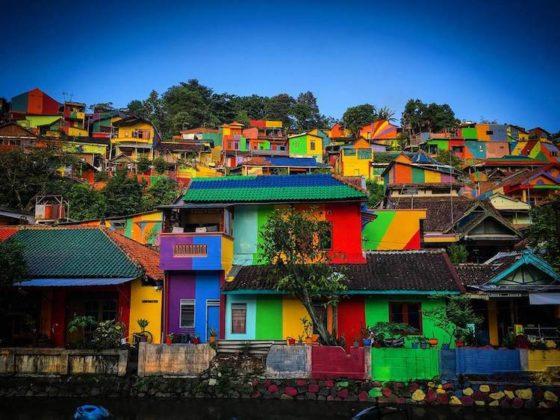Kampung Pelangi -Rainbow Village in Indonesia (7)