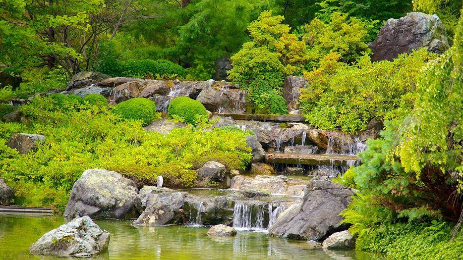 Montreal Botanical Garden 2. Image of Montreal travel blog