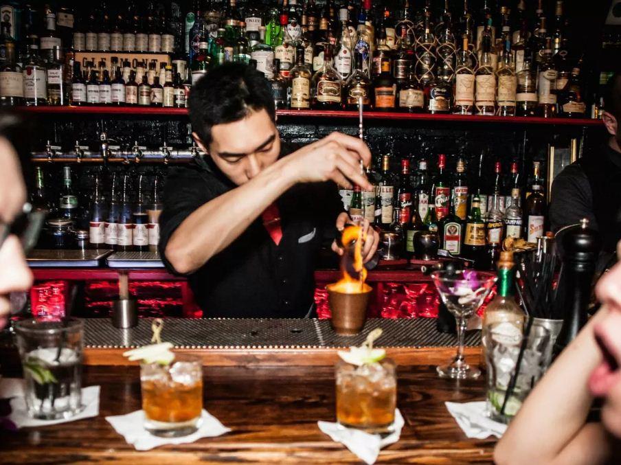 whiskey montreal bar 4