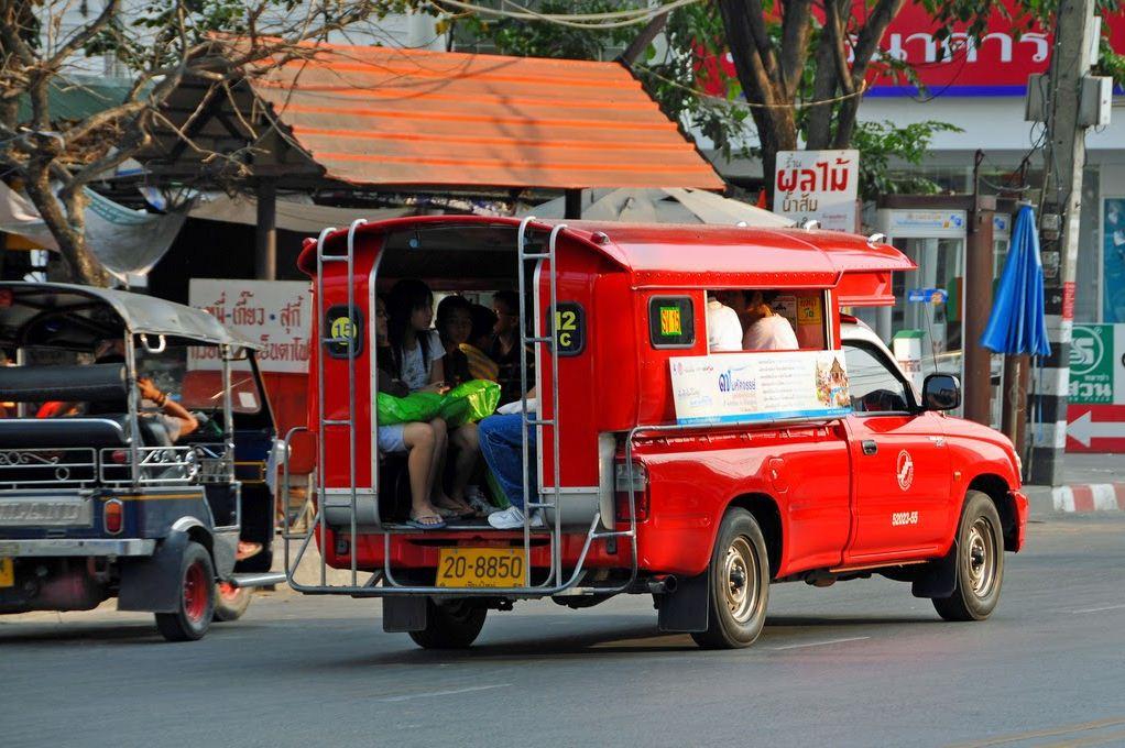 Songthaew phuket