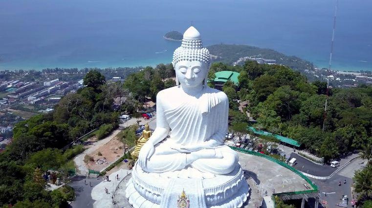 big buddha phuket. image of phuket travel blog