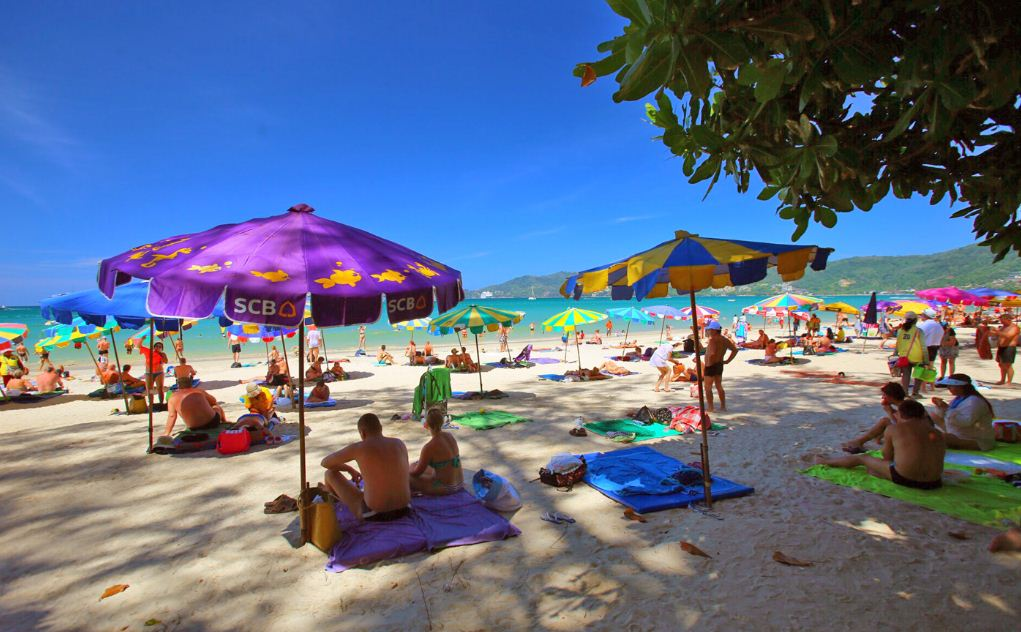 patong beach 4. image of phuket travel blog